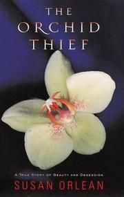 Cover of: The Orchid Thief