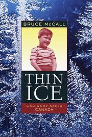 Cover of: Thin Ice