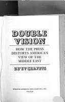 Double vision by Ze'ev Chafets