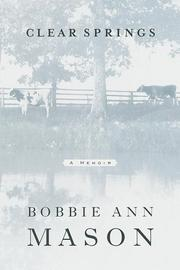 Cover of: Clear Springs | Bobbie Ann Mason