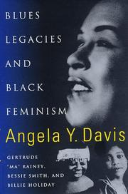 "Cover of: Blues Legacies and Black Feminism: Gertrude ""Ma"" Rainey, Bessie Smith, and Billie Holiday"