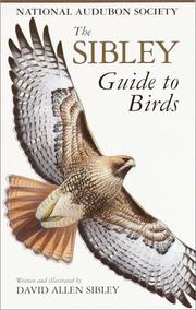 Cover of: The Sibley Guide to Birds