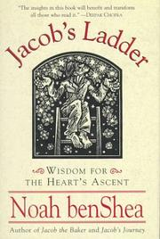 Cover of: Jacob's ladder: wisdom for the heart's ascent