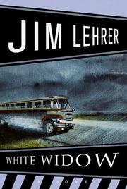 Cover of: The White Widow | Jim Lehrer
