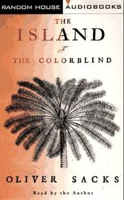 Cover of: Island of the Colorblind | Oliver Sacks
