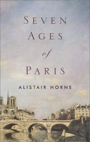 Cover of: Seven Ages of Paris