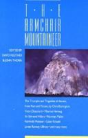 Cover of: The Armchair mountaineer | edited by David Reuther and John Thorn ; illustrations by Bob Carroll.