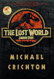 Cover of: Lost World (Movie Tie-In)