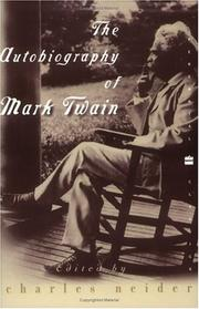 Autobiography by Mark Twain