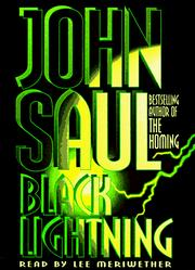 Cover of: Black Lightning (Price-Less Audio)