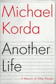 Cover of: Another life