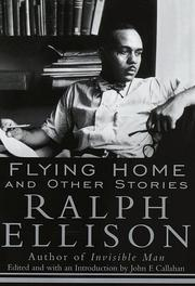 Cover of: Flying home and other stories