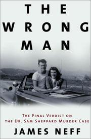 Cover of: The wrong man | James Neff