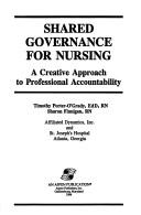 Cover of: Shared governance for nursing: a creative approach to professional accountability