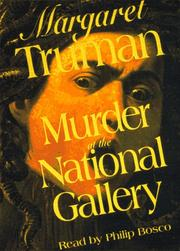 Cover of: Murder in the National Gallery
