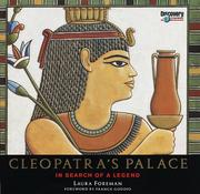 Cover of: Cleopatra's palace
