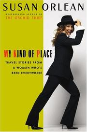 Cover of: My Kind of Place