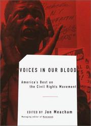 Cover of: Voices in Our Blood | Jon Meacham