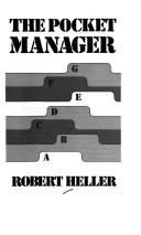 Cover of: The pocket manager