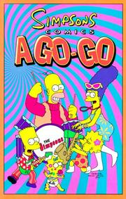 Cover of: Simpsons Comics A-Go-Go