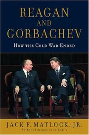 Cover of: Reagan and Gorbachev