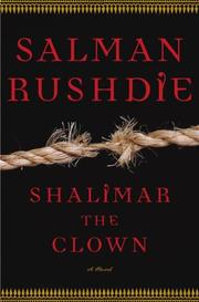 Cover of: Shalimar the Clown: a novel