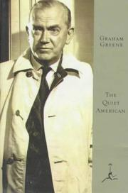 Cover of: The quiet American | Graham Greene