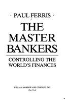 Cover of: The master bankers