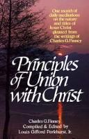 Cover of: Principles of union with Christ