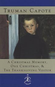 Cover of: The Thanksgiving visitor