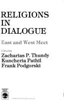 Cover of: Religions in dialogue |