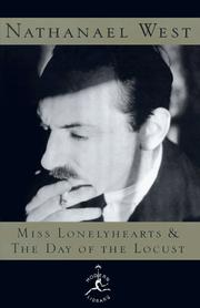 Cover of: Miss Lonelyhearts and The Day of the Locust