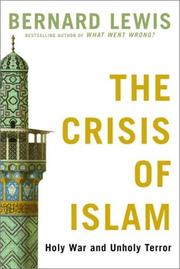 Cover of: The Crisis of Islam
