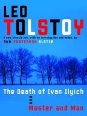 Death of Ivan Ilyich by Leo Tolstoy