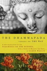 Cover of: The Dhammapada