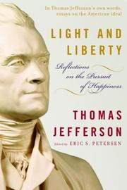 Cover of: Light and Liberty