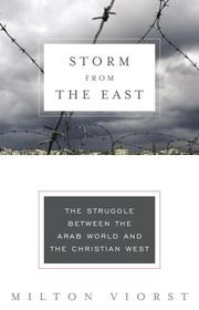 Cover of: Storm from the East | Milton Viorst