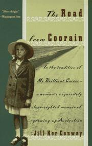 Cover of: The road from Coorain