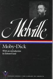 Cover of: Moby-Dick, or, The whale | Herman Melville