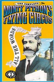 Cover of: The Complete Monty Python's Flying Circus: All the Words, Volume 2