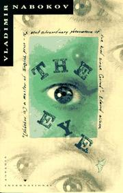 The eye by Vladimir Nabokov