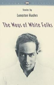 Cover of: The ways of white folks