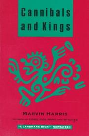 Cover of: Cannibals and kings