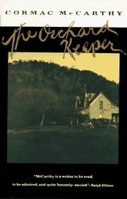 Cover of: The orchard keeper