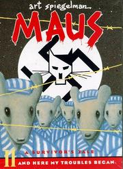 Cover of: Maus II: A Survivor's Tale