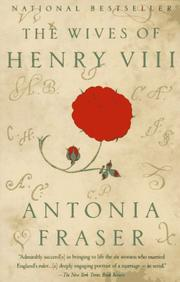 Cover of: The wives of Henry VIII