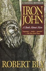 Cover of: Iron John | Robert Bly