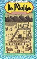 Cover of: Ibn Khaldun
