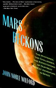 Cover of: Mars Beckons