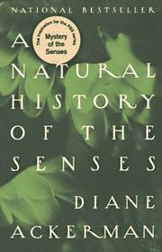Cover of: A Natural History of the Senses